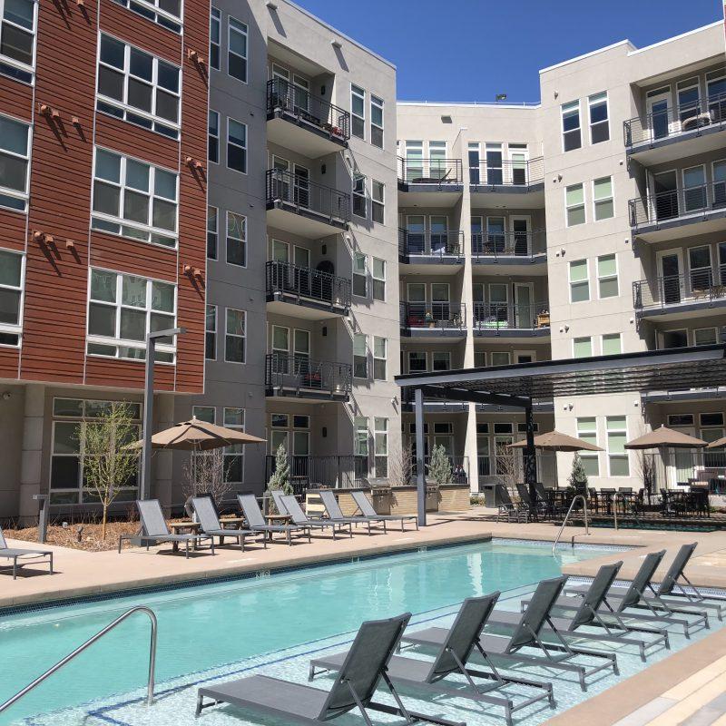 multi unit residences photo